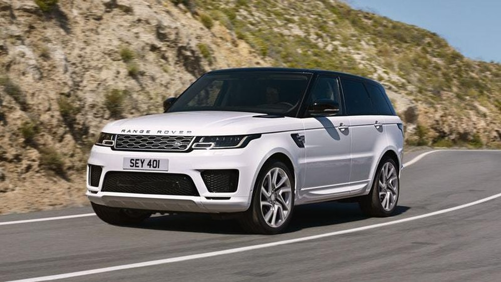 New Range Rover Sport SVR And Plug-In Hybrid Option Unveiled