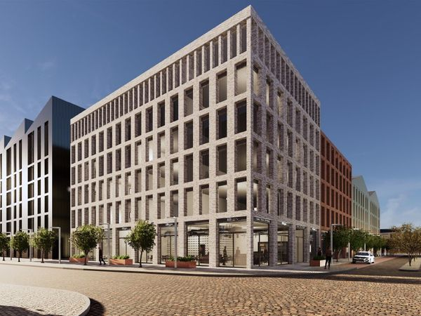 Artist impression of the proposed Brewers Yard development in Wolverhampton. Photo: Wolverhampton Council