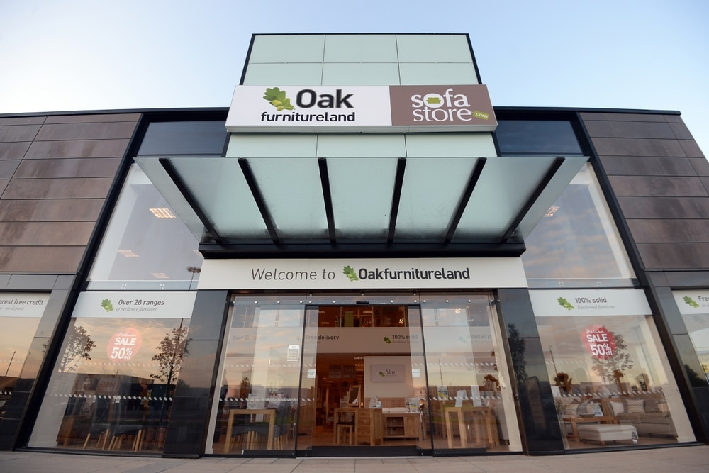 Oak Furniture Land Opening In Stafford Express Star