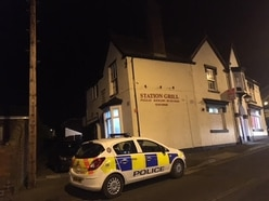 Man fighting for life and second victim injured after gun drama in Stourbridge