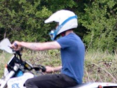 Police appeal to identify biker