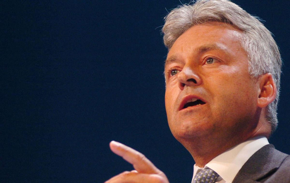 Sir Alan Duncan quit as a Foreign Office minister on Monday