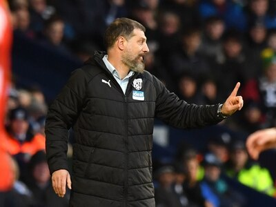 Slaven Bilic full of praise for West Brom squad players