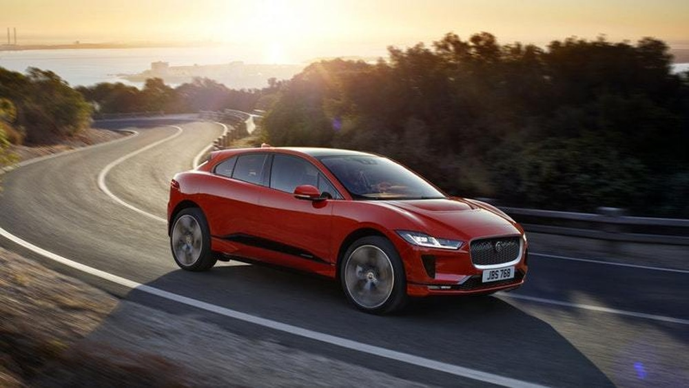 Jaguar I-Pace Revealed: First Electric Jag SUV
