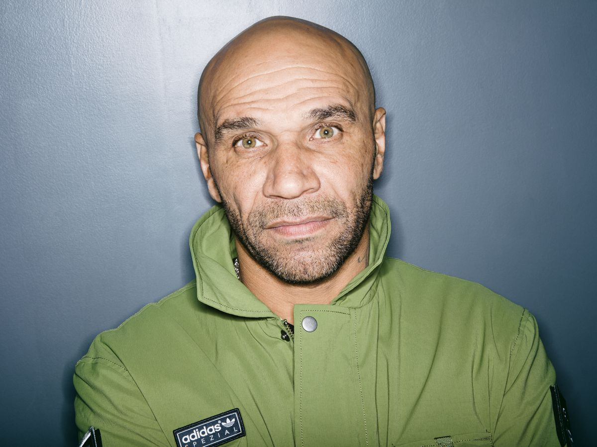 Goldie is bringing his tour to Wolverhampton