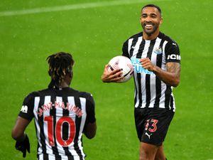 Newcastle United's Callum Wilson