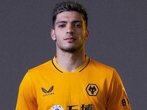 Raul Jimenez. Picture: Wolves