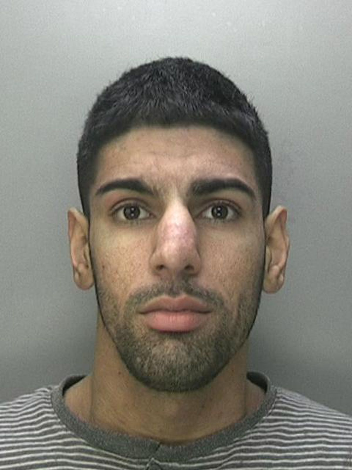 Alimaan Hussain was given a two-year suspended jail sentence and 200 hours of unpaid work after pleading guilty to conspiracy to commit burglary