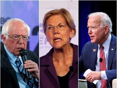 Leading candidates face grilling as 12 Democrats pitch for presidential nod