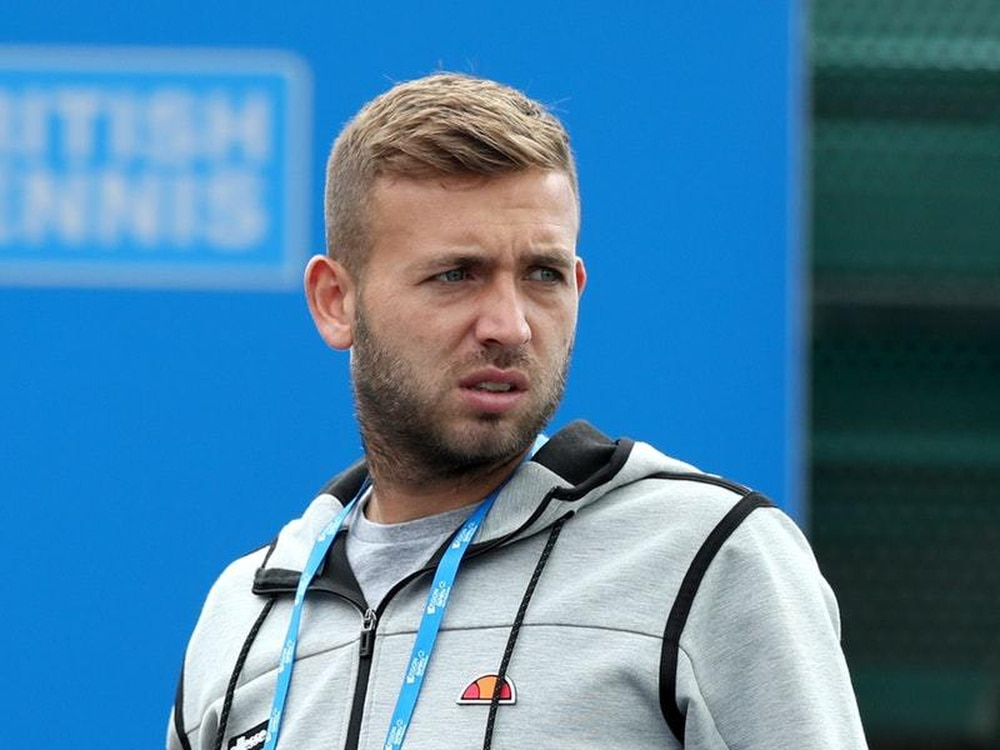 Lta Committed To Helping Dan Evans As He Prepares For Comeback From