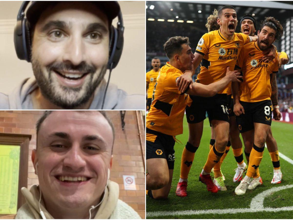Aston Villa 2 Wolves 3: Liam Keen and Nathan Judah analysis - WATCH