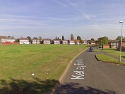 Travellers set up camp in Kingswinford