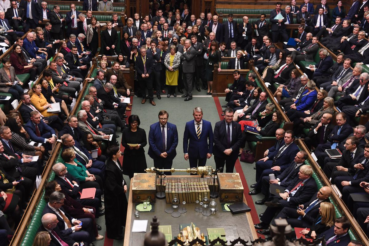 Will anyone have a majority in the House of Commons after the election?
