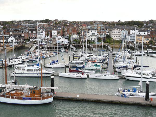 Isle of Wight Stock