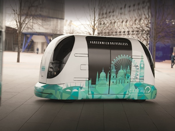 Westfield sells driverless pods to South Korea in £30 million project