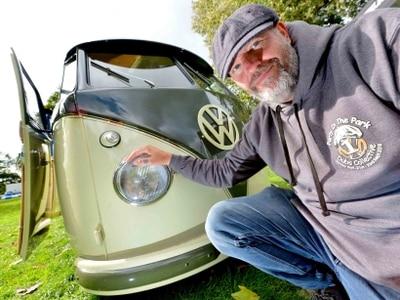 Volkswagens descend on Himley Hall for festival