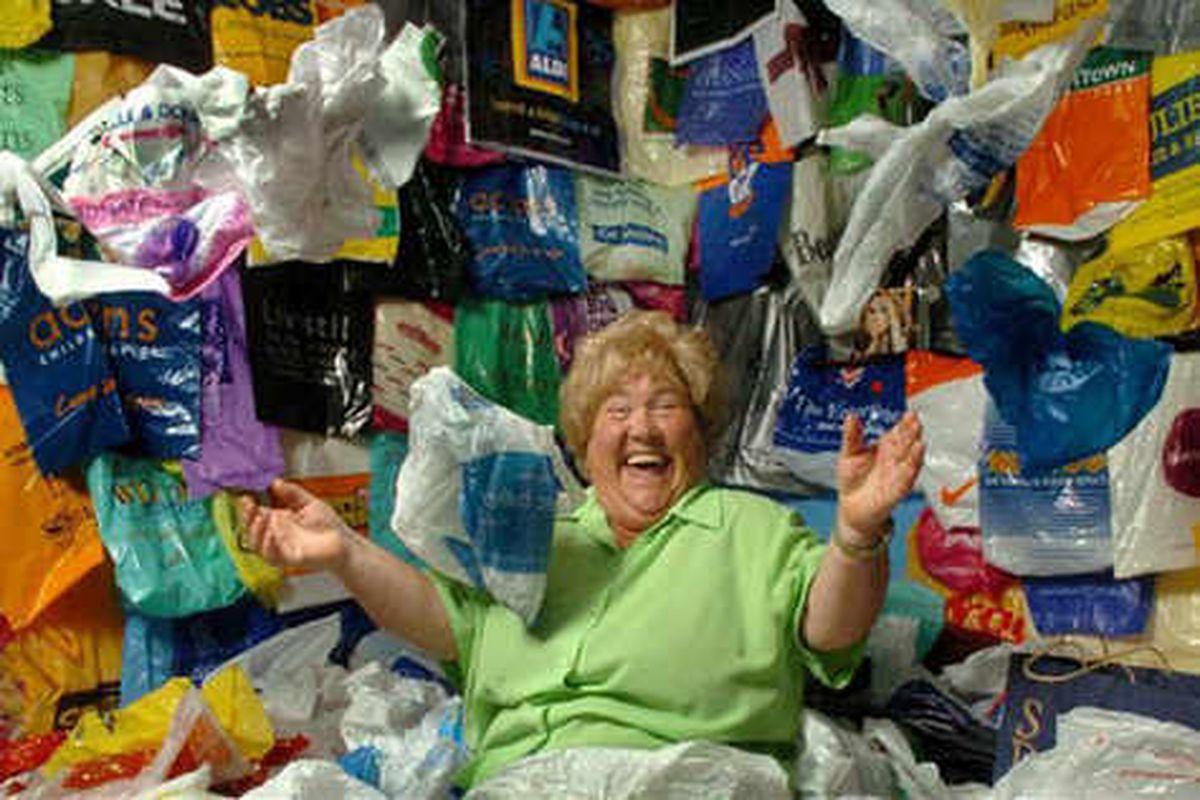 Sadness at death of collector Carol, 67