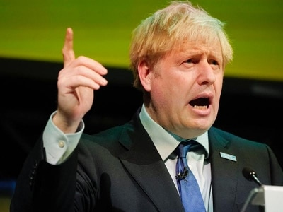 Johnson declines to rule out military intervention in Iran