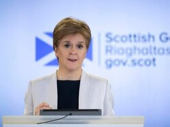 Nicola Sturgeon approves first 'cautious' steps out of lockdown in Scotland