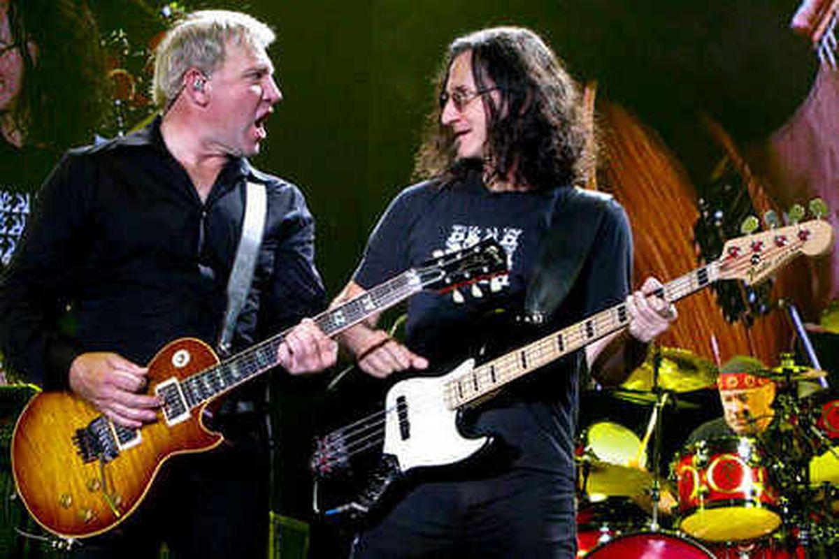 Rush bringing the Time Machine to Birmingham