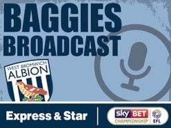 Baggies Broadcast - Season 2 Episode 28: Are West Brom nearing a return to action?