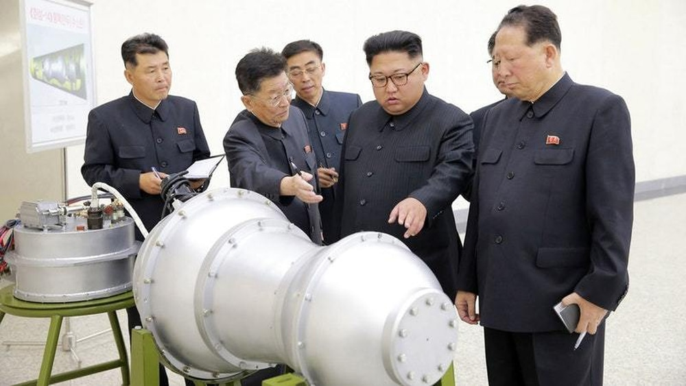 Seoul Says North Korea May Have Conducted Nuclear Test