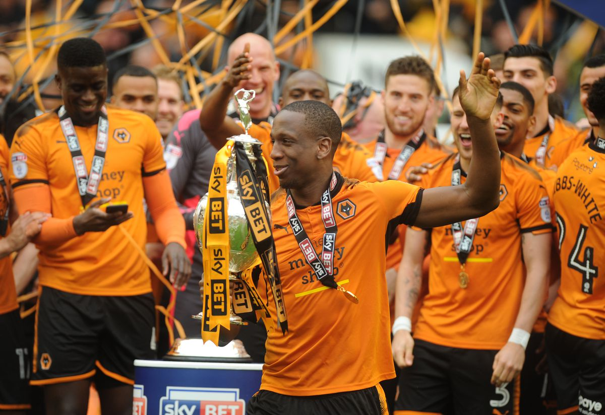 Willy Boly was a key player for title winners Wolves