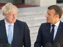 Johnson and Macron to discuss coronavirus quarantine in Downing Street talks