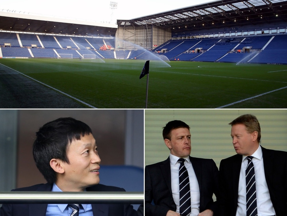 West Brom chief Mark Jenkins 'shocked' by club finances