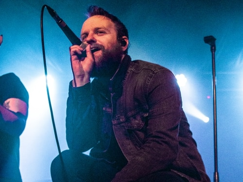 The Wonder Years and Mayday Parade, O2 Academy 2, Birmingham - review with pictures