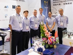 Successful Wire China debut for Alloy Wire International