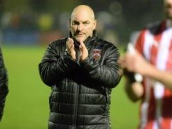Ian Long sacked by Stourbridge