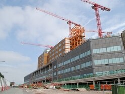 Midland Metropolitan Hospital faces new delay threat