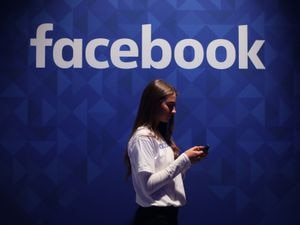 """Facebook has blamed a """"faulty configuration change"""" for the widespread outage which impacted the social media platform, along with Instagram and WhatsApp, for several hours late on Monday. Photo: Niall Carson/PA Wire"""