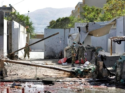 Dozens killed by Taliban suicide bombings in Afghanistan