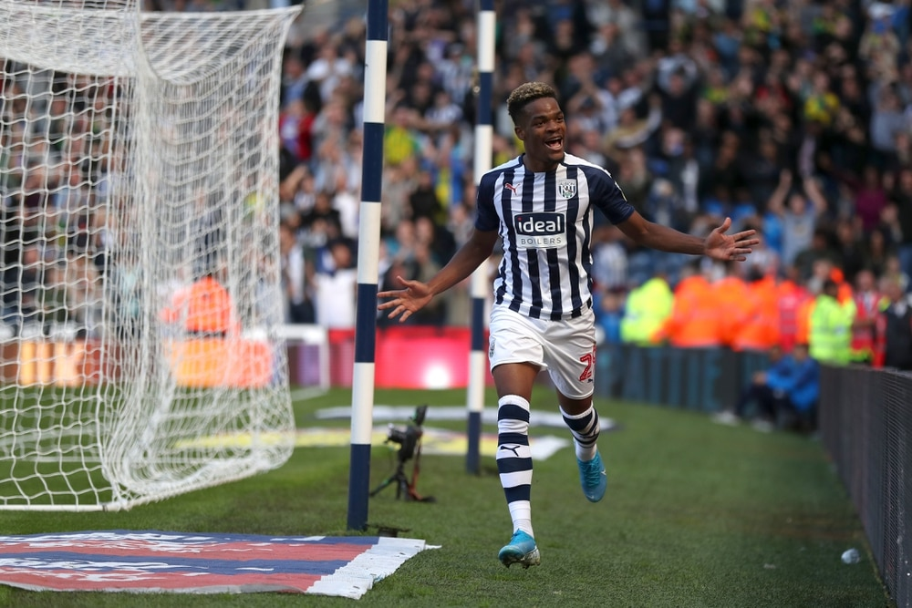 Image result for diangana west brom
