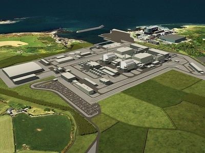 Plans for new nuclear power station suspended