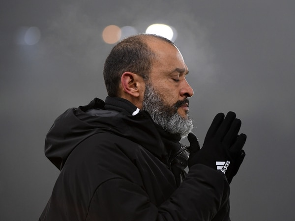 Wolves boss Nuno craving more after 'fantastic' Liverpool battle
