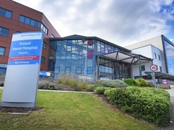 Walsall Manor Hospital financial position 'concerning', says boss