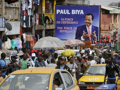 Paul Biya easily wins seventh term as president of Cameroon