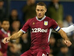 James Chester adds further injury worry to Aston Villa ahead of Blues clash