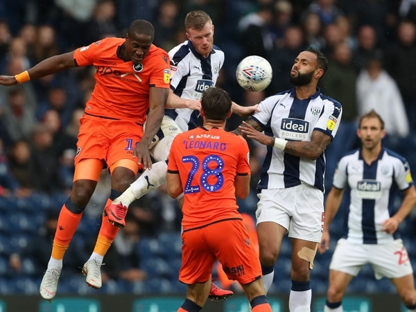 West Brom 2 Millwall 0 - Player ratings