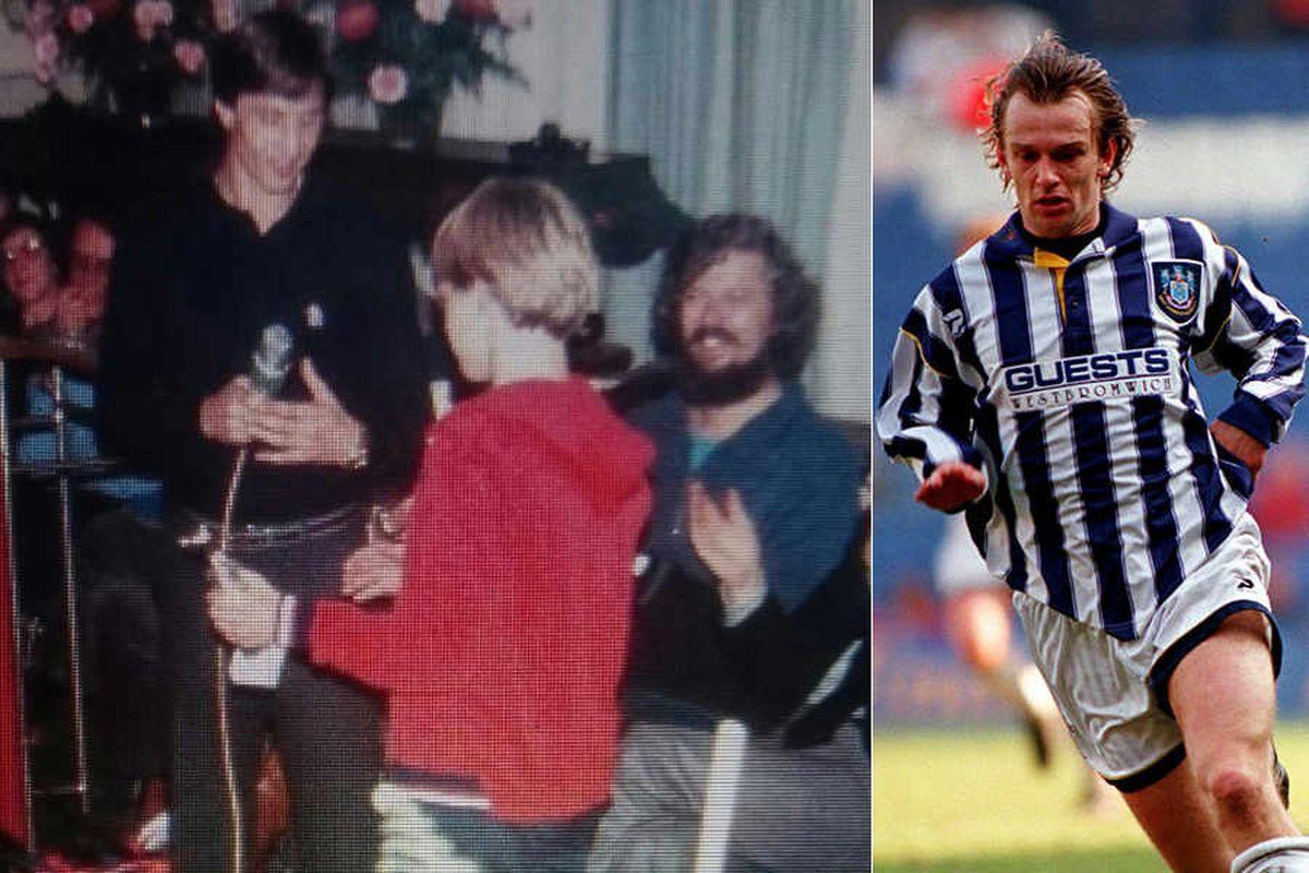 My old boss Johan Cruyff was the greatest, says ex-West Brom star Richard Sneekes
