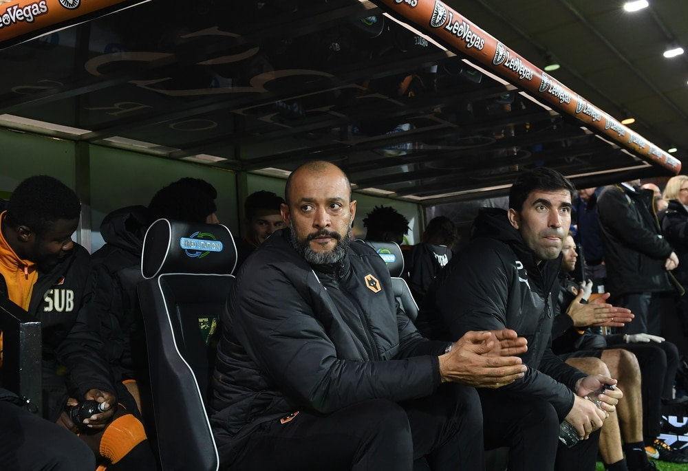 Next Everton manager: Wolves manager Nuno Espirito Santo on Toffees shortlist