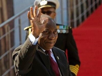 Ramaphosa sworn in as South Africa's president