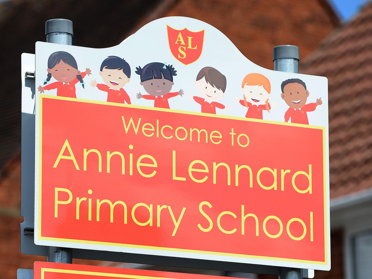 Annie Lennard Primary School in Smethwick allegedly lost thousands of pounds due to the fraud