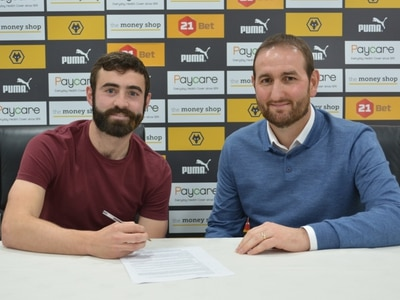 Interview: Jack Price signs new Wolves contract
