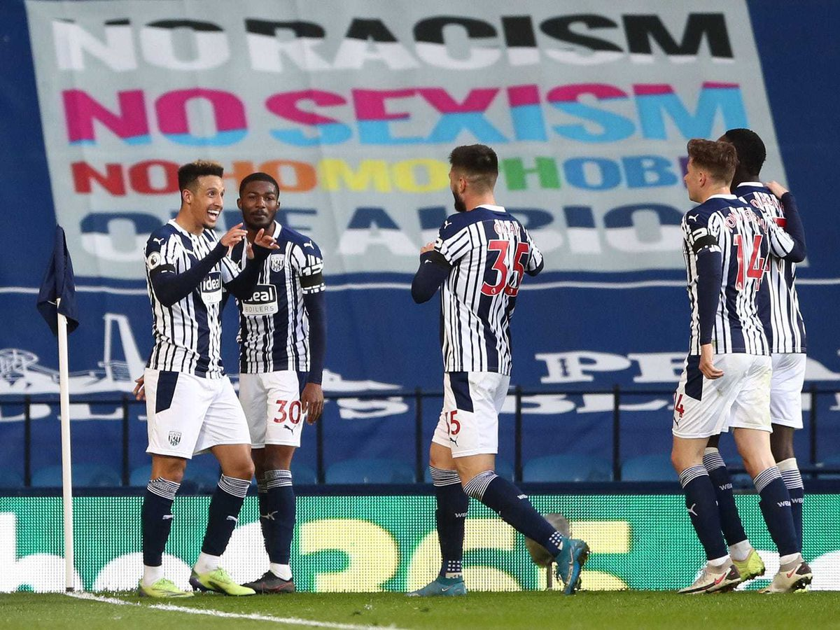 West Brom kept their slim Premier League survival hopes alive with victory against Southampton
