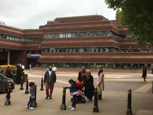 Wolverhampton Civic Centre.