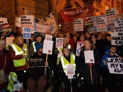 Third protest arranged over Walsall community alarm cuts